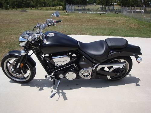 2007 Yamaha Roadstar Warrior