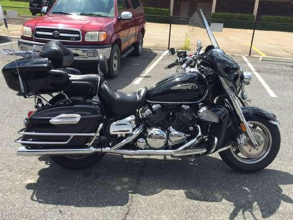 2007 yamaha royal star midnight venture for sale in for Yamaha royal star parts