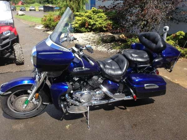 2007 yamaha royal star venture for sale in conneaut lake for Yamaha royal star parts