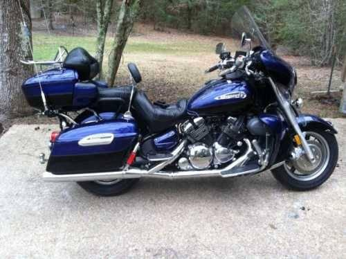 2007 yamaha royal star venture touring in summit ms for for Yamaha royal star parts