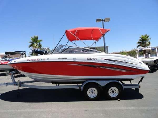 2007 yamaha sx210 for sale in yerington nevada classified for Yamaha sx210 boat cover