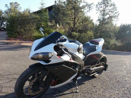 2007 Yamaha YZF-R R1 300 rear tire -Show Bike Custom