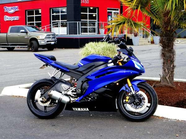 2007 yamaha yzf r6 for sale in port orchard washington classified. Black Bedroom Furniture Sets. Home Design Ideas