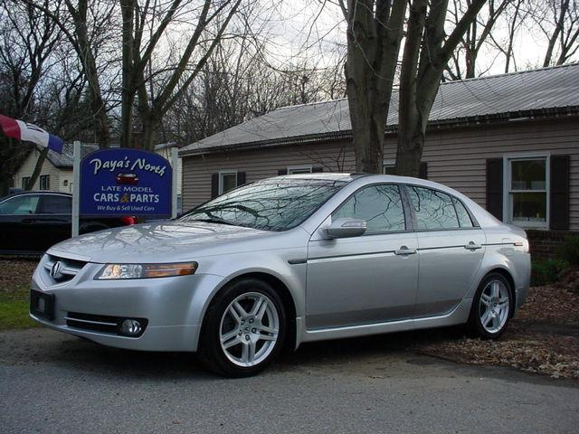 2007 acura tl 3 2 for sale in essex junction vermont classified. Black Bedroom Furniture Sets. Home Design Ideas