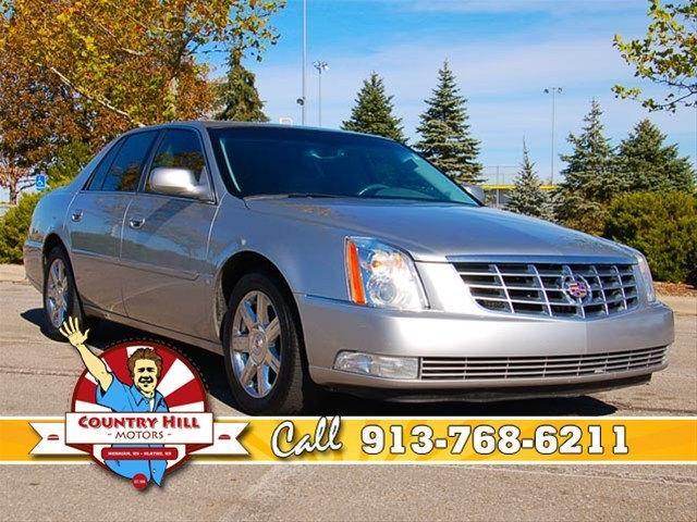 2007 Cadillac Dts V8 For Sale In Olathe Kansas Classified