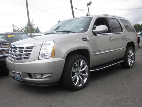 2007 cadillac escalade 4 dr suv for sale in dunsmuir california classified. Black Bedroom Furniture Sets. Home Design Ideas