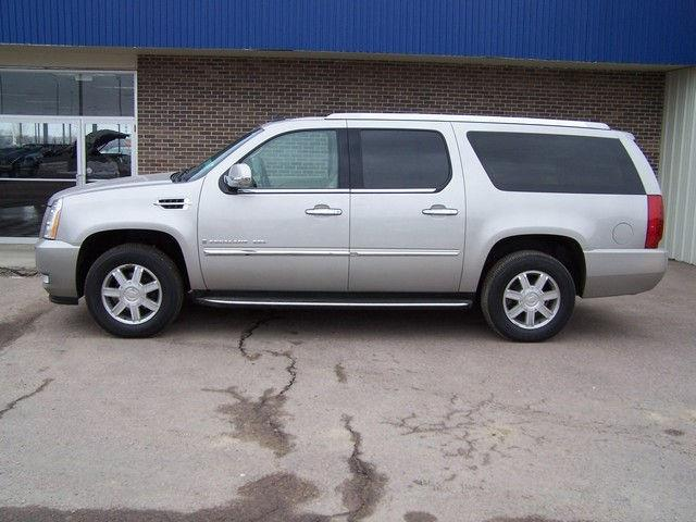 2007 cadillac escalade esv for sale in brookings south dakota classified. Black Bedroom Furniture Sets. Home Design Ideas