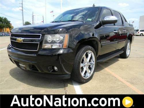 2007 chevrolet avalanche 1500 for sale in houston texas classified. Black Bedroom Furniture Sets. Home Design Ideas