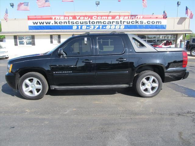 2007 chevrolet avalanche 1500 lt for sale in collinsville oklahoma classified. Black Bedroom Furniture Sets. Home Design Ideas