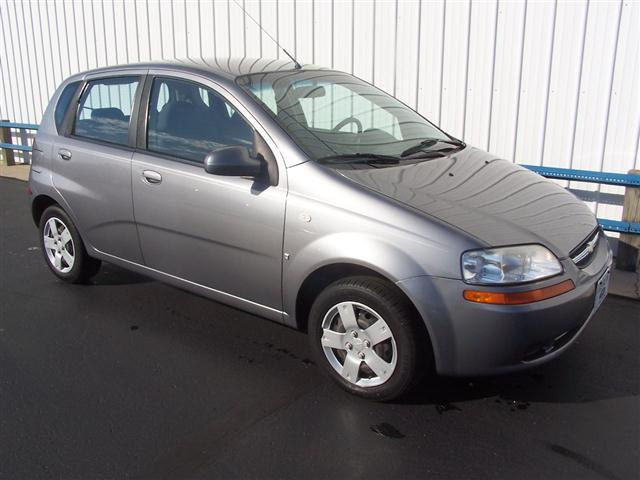 2007 chevrolet aveo 5 ls for sale in silver lake indiana. Black Bedroom Furniture Sets. Home Design Ideas