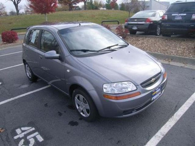 2007 chevrolet aveo 5 ls for sale in independence. Black Bedroom Furniture Sets. Home Design Ideas
