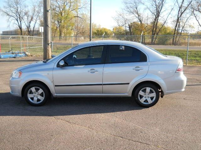 2007 Chevrolet Aveo Ls For Sale In Sioux Falls South