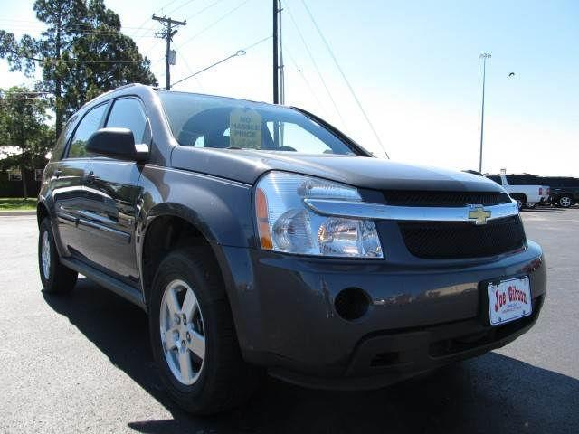 2007 chevrolet equinox ls for sale in greenville texas. Black Bedroom Furniture Sets. Home Design Ideas