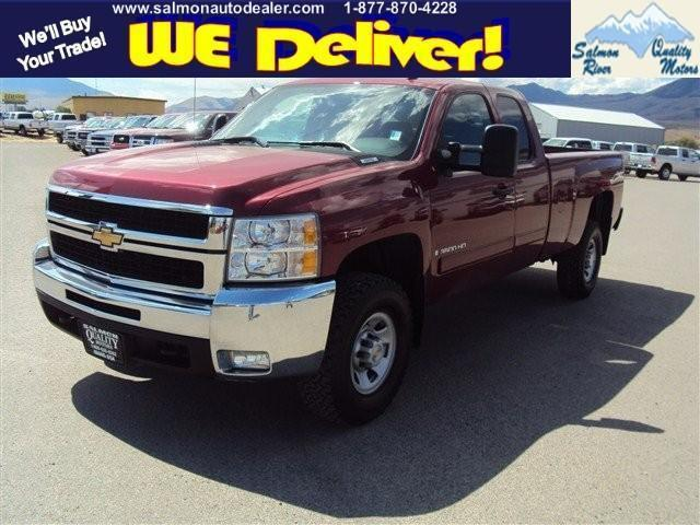 2007 Chevrolet Silverado 3500 Lt For Sale In Salmon Idaho