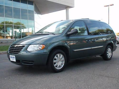 2007 chrysler town and country mini van touring se w dvd for sale in. Cars Review. Best American Auto & Cars Review