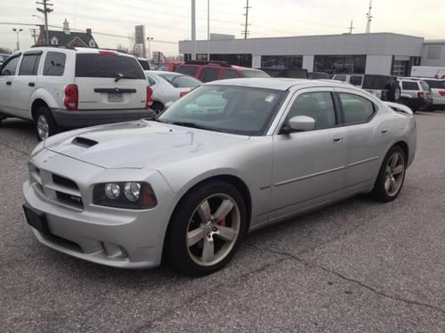 2007 dodge charger 4dr car srt8 for sale in carrollton maryland. Cars Review. Best American Auto & Cars Review