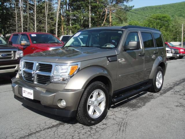 2007 Dodge Nitro Slt For Sale In Tyrone Pennsylvania
