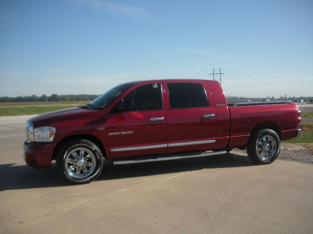 2007 dodge ram 1500 laramie mega cab for sale in roland oklahoma classified. Black Bedroom Furniture Sets. Home Design Ideas