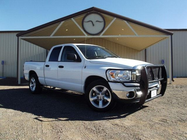2007 dodge ram 1500 st for sale in vernon texas classified. Black Bedroom Furniture Sets. Home Design Ideas