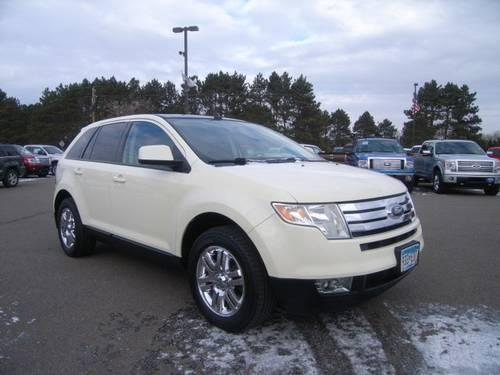 2007 ford edge suv 4 door for sale in isanti minnesota classified. Black Bedroom Furniture Sets. Home Design Ideas