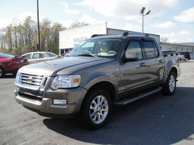 2007 ford explorer sport trac limited for sale in tyrone pennsylvania. Cars Review. Best American Auto & Cars Review