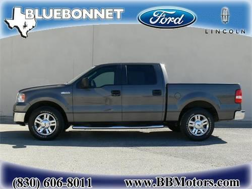 2007 ford f 150 crew cab pickup xlt for sale in canyon. Black Bedroom Furniture Sets. Home Design Ideas