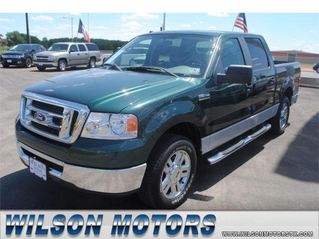 2007 ford f150 xlt for sale in snyder texas classified. Black Bedroom Furniture Sets. Home Design Ideas