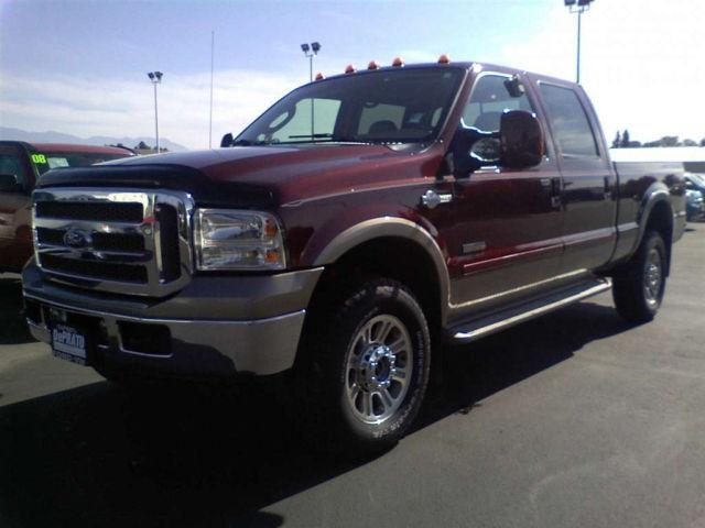 2007 ford f350 king ranch for sale in whitefish montana classified. Cars Review. Best American Auto & Cars Review