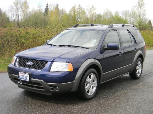 2007 ford freestyle sel for sale in marysville washington. Black Bedroom Furniture Sets. Home Design Ideas