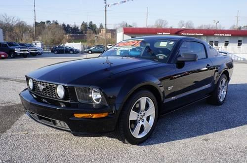 2007 ford mustang 2dr car gt deluxe for sale in carrollton maryland classified. Black Bedroom Furniture Sets. Home Design Ideas