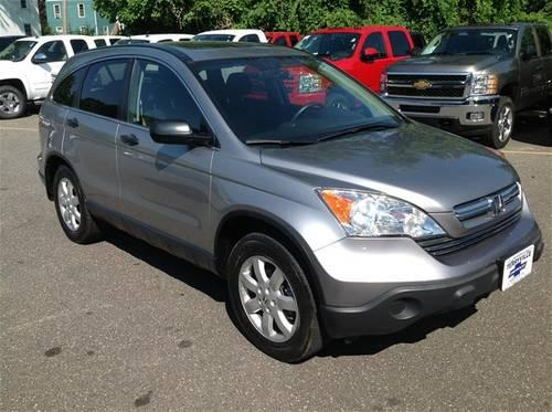 2007 honda cr v suv ex 4wd for sale in terryville for Honda large suv