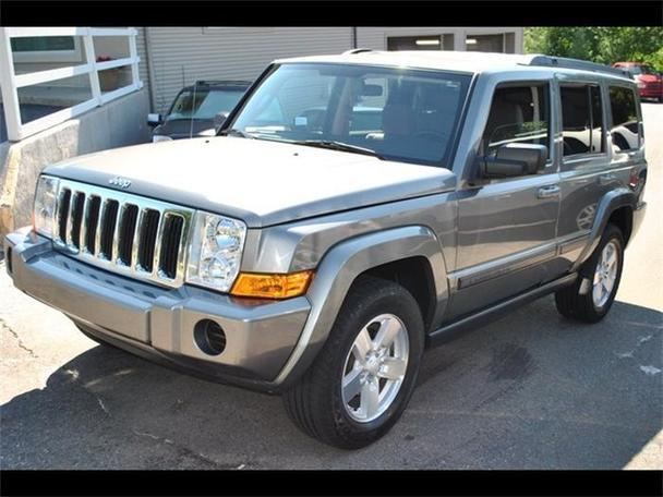 2007 jeep commander sport for sale in flushing michigan classified. Black Bedroom Furniture Sets. Home Design Ideas