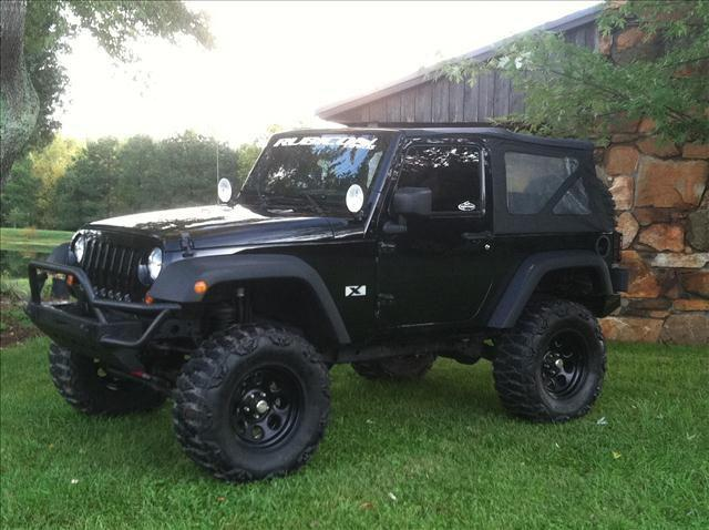 2007 jeep wrangler x for sale in rustburg virginia classified. Black Bedroom Furniture Sets. Home Design Ideas