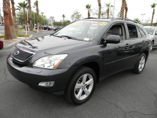 2007 lexus rx 350 for sale in las vegas nevada classified. Black Bedroom Furniture Sets. Home Design Ideas