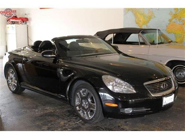 2007 lexus sc400 for sale in marina del rey california classified. Black Bedroom Furniture Sets. Home Design Ideas