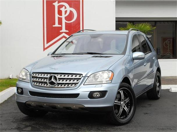 2007 mercedes benz ml500 for sale in bellevue washington