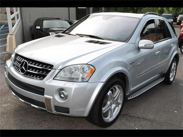 2007 mercedes benz ml63 amg for sale in flushing michigan classified. Black Bedroom Furniture Sets. Home Design Ideas