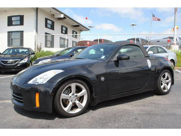 2007 nissan 350z 2dr roadster auto touring for sale in morrow georgia classified. Black Bedroom Furniture Sets. Home Design Ideas