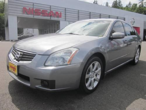 2007 nissan maxima 4 dr sedan for sale in bremerton washington classified. Black Bedroom Furniture Sets. Home Design Ideas