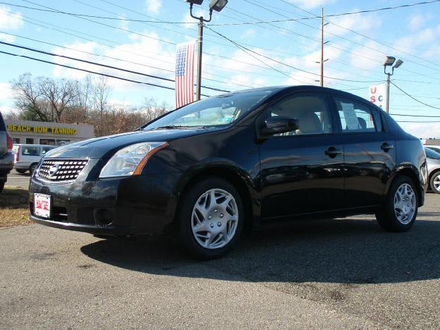 2007 nissan sentra 2 0 s for sale in east hanover new jersey classified. Black Bedroom Furniture Sets. Home Design Ideas