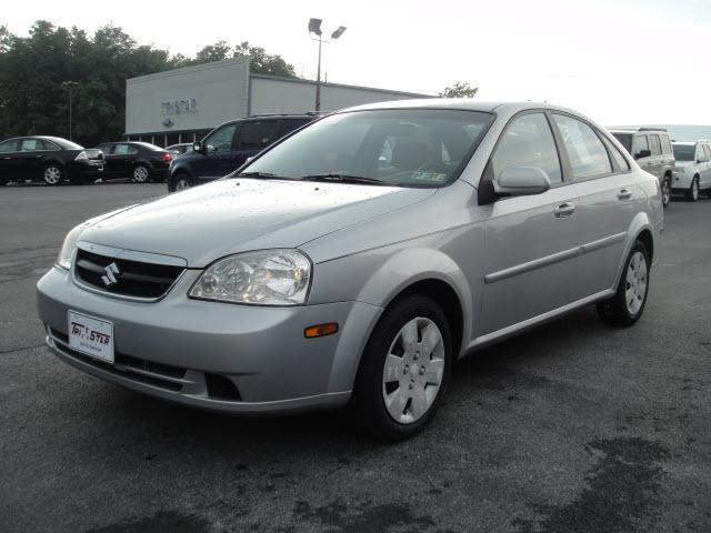 2007 Suzuki Forenza For Sale In Tyrone Pennsylvania