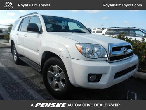 2007 Toyota 4Runner SUV 2WD 4dr V6 SR5 SUV for Sale in West Palm Beach ...