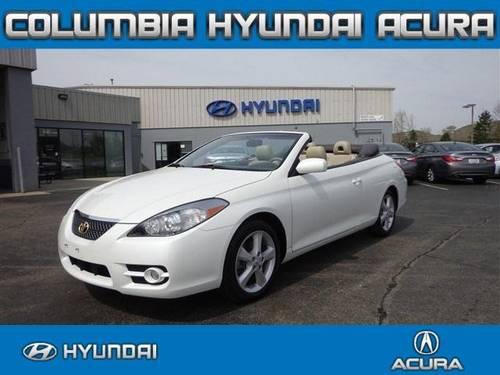 2007 toyota camry solara convertible sle for sale in symmes township ohio classified. Black Bedroom Furniture Sets. Home Design Ideas
