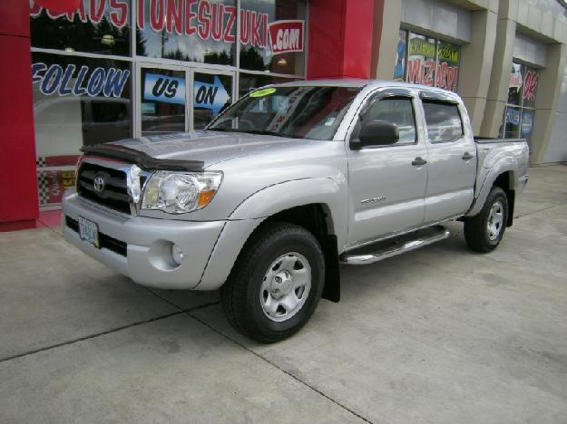 2007 toyota tacoma prerunner for sale in turner oregon classified. Black Bedroom Furniture Sets. Home Design Ideas