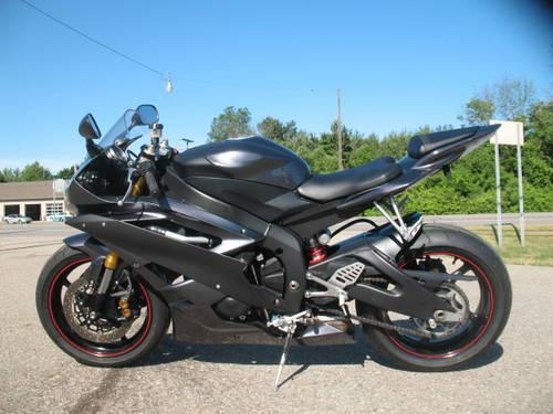 2007 yamaha yzf r6 for sale in marlette michigan classified