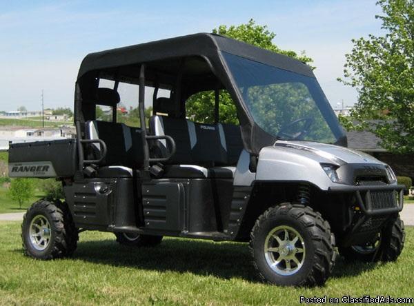 2008 2009 Polaris Ranger Crew Cab Mini Cab Enclosure For Sale In Venice Florida Classified Americanlisted Com