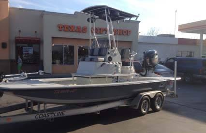 2008 22 6 majek illusion fishing boat for sale in alfred for Fishing boats for sale in texas
