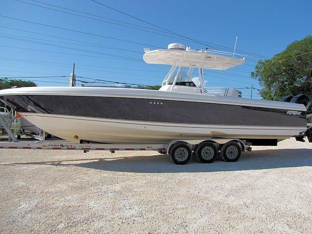2008 35 Intrepid 35 Open Center Console For Sale In Cross