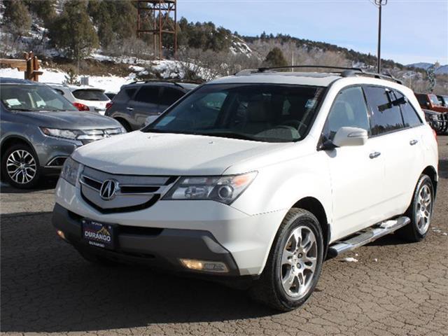 2008 Acura Mdx Sh Awd Sh Awd 4dr Suv For Sale In Durango
