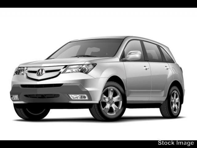2008 Acura MDX SH-AWD w/Power Tailgate w/Sport SH-AWD